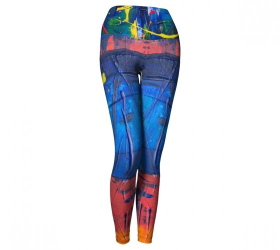 Canvas No2 Leggings