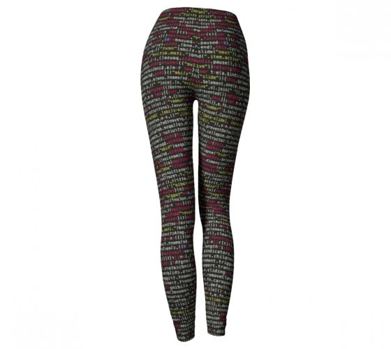 Code Leggings